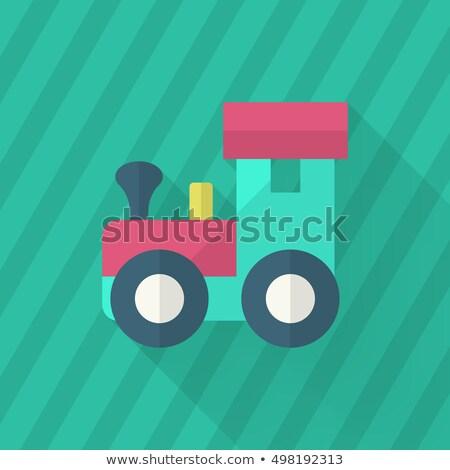 строительство игры вектора развивающийся ребенка игрушку Сток-фото © pikepicture