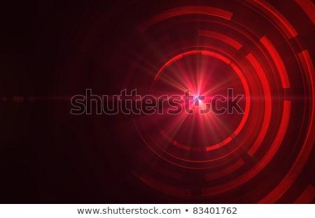 Foto d'archivio: Abstract · buio · rosso · tecnica · luogo · computer