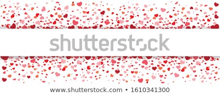liefde · hart · kersenbloesem · roze · ontwerp · bloem - stockfoto © limbi007
