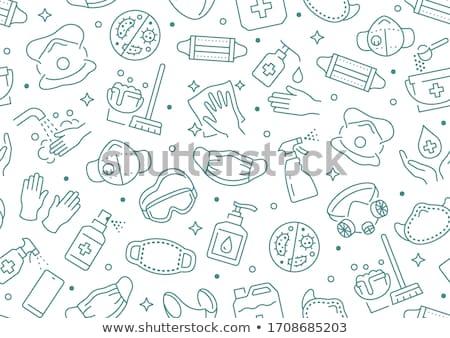 洗浄 パターン テンプレート 要素 ウェブ ストックフォト © netkov1