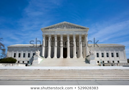 The United States Supreme Court stock photo © Frankljr
