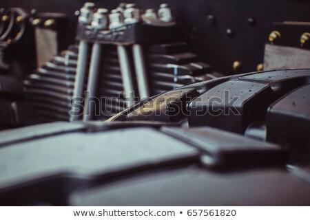 車 ホイール 黒 道路 技術 ストックフォト © vlaru