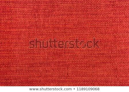 red tissue background Stock photo © olira
