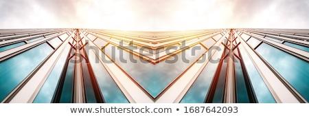 Edifício detalhes quadro projeto padrão templo Foto stock © Ronen