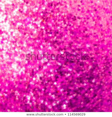 Amazing template design on pink glittering. EPS 8 Stock photo © beholdereye