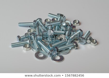 a screw thread M6 Stock photo © RuslanOmega