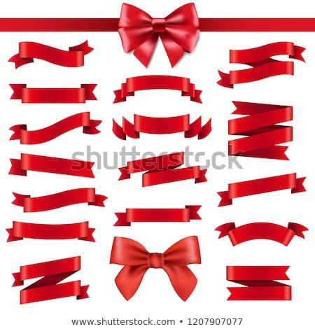 Tekert piros papír bürokrácia érettségi információ Stock fotó © luckyraccoon