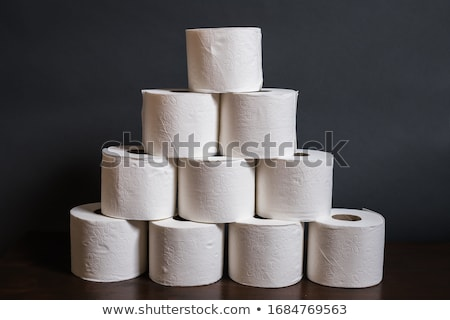 Toilet paper tower stock photo © Stootsy