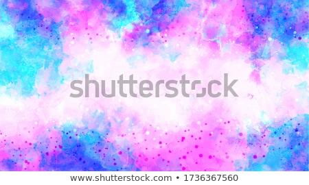 Foto d'archivio: Senza · soluzione · di · continuità · geometrica · rosa · pattern · carta · abstract