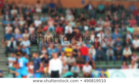 волейбол команда изолированный фон флаг Сток-фото © bosphorus