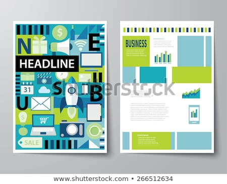 Stock photo: How to start a business. Book concept.