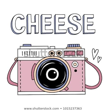 黄色 · チーズ · アイコン · ベクトル · デザイン · 食品 - ストックフォト © beaubelle