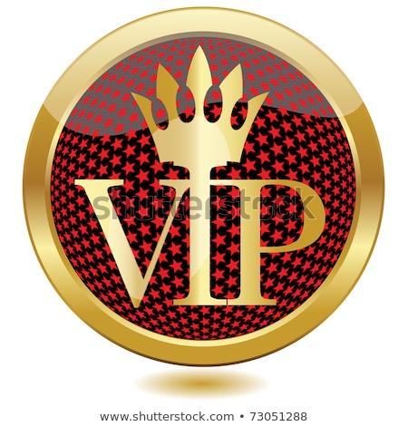 flash golden vector icon button stock photo © rizwanali3d