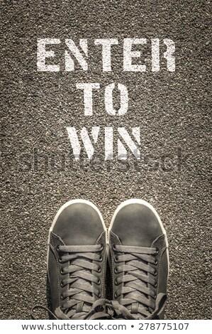勝利 · お金 · ギャンブル · 賞 · 単語 - ストックフォト © stevanovicigor