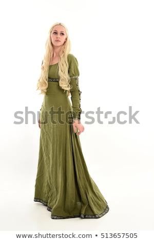ファッション · モデル · 花嫁 · ブライダル · ドレス - ストックフォト © neonshot