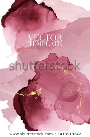 krém · színes · márvány · textúra · üveggolyók · Olaszország - stock fotó © fotoquique
