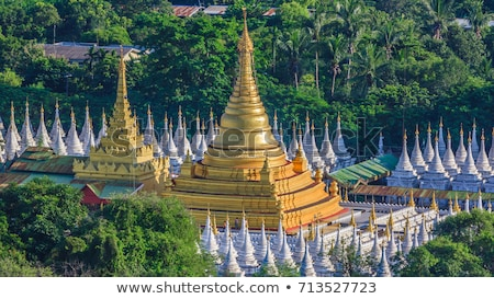Sandamuni Paya pagoda in Mandalay Stock photo © Mikko