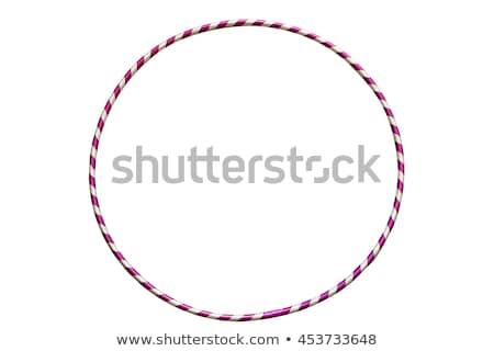 Jimnastik renk örnek spor dizayn arka plan Stok fotoğraf © bluering
