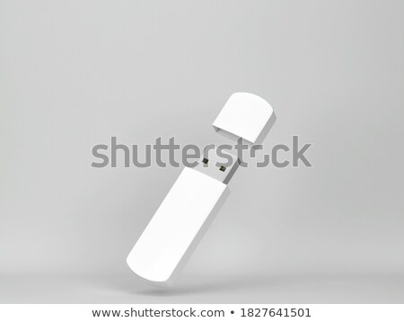 USB memory stick stock photo © coprid