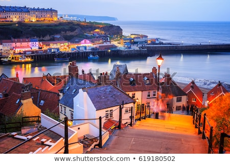 Whitby Steps Stock photo © HJpix