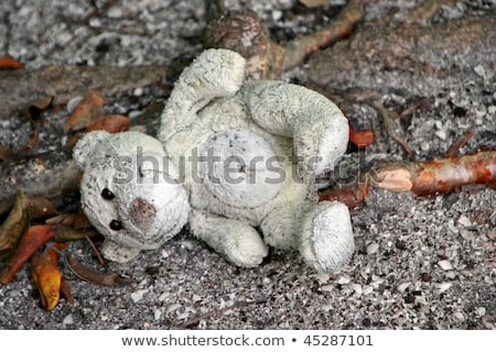 Old discarded toy dolls stock photo © Kidza