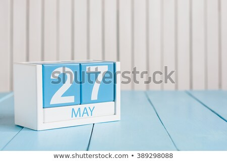 27th May Stock photo © Oakozhan