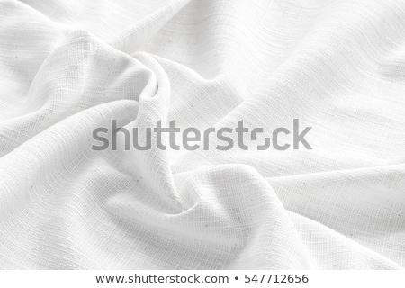 orange linen fabric stock photo © lightfieldstudios