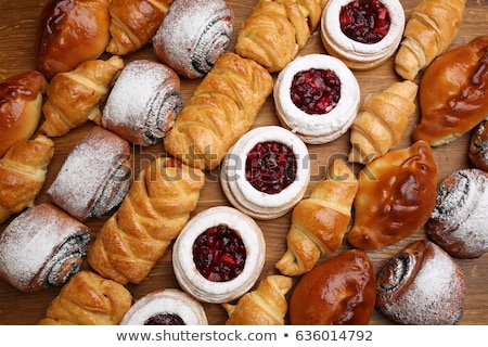Sweet pastry Stock photo © boggy