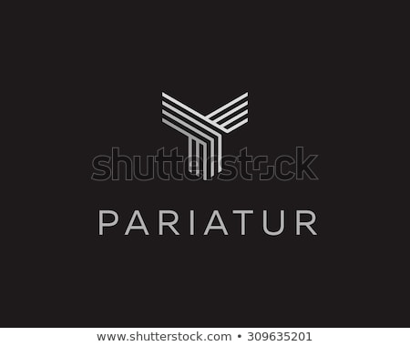 falcon logo vector icon symbol Stock photo © blaskorizov