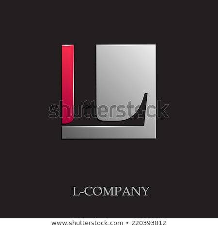 letter · l · illustratie · monster · woord · trap · tool - stockfoto © blaskorizov