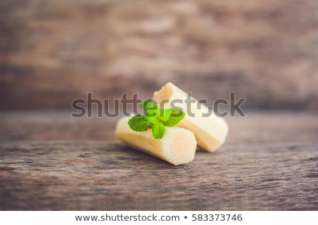 Suikerriet oude houten riet suiker blad Stockfoto © galitskaya