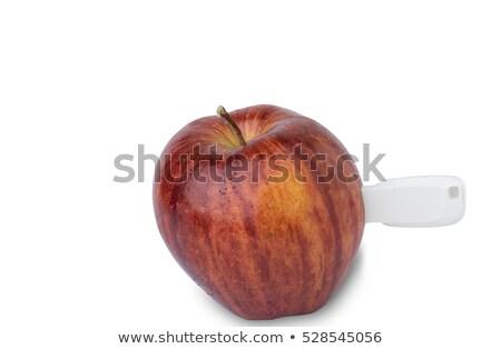 fresco · maçã · vetor · luz · verde - foto stock © adrian_n