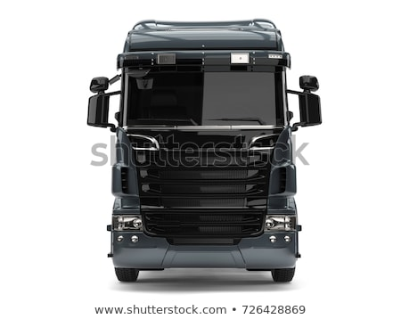 front of truck Stock photo © gewoldi