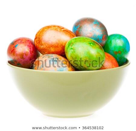 Geïsoleerd eieren kom 3d illustration Stockfoto © Onyshchenko