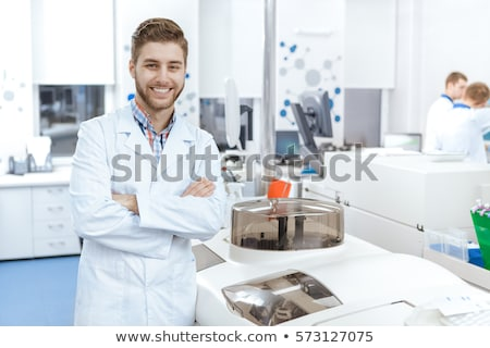 Experienced laboratory technician Stock photo © photography33
