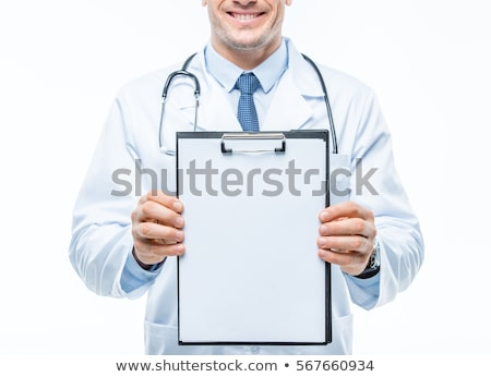 diagnóstico · fraturar · escrito · clipboard · hospital · medicina - foto stock © photography33