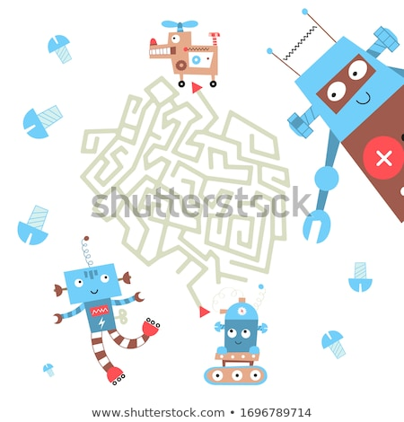 Little Robot stock photo © creisinger