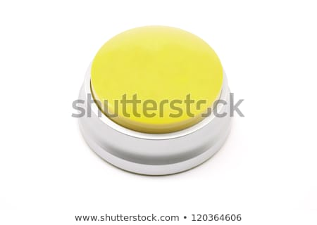 Large Yellow button ready for your text Stock photo © mybaitshop