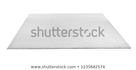 carpet isolated on white stock photo © ozaiachin