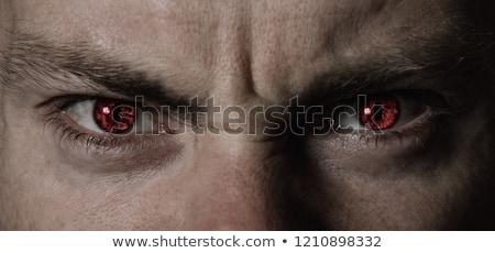 мужчины · мышечный · анатомии · мнение · иллюстрация - Сток-фото © bigjohn36