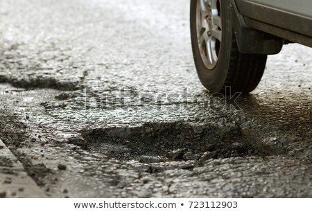 Pot Hole Stock photo © Lightsource