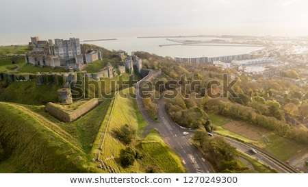 Dover Castle Stock photo © chrisdorney