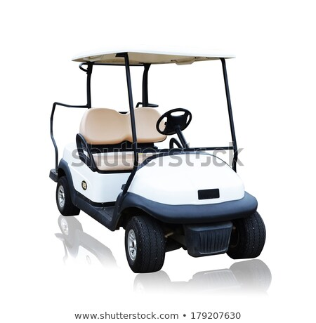 golf cart or club car stock photo © smuay