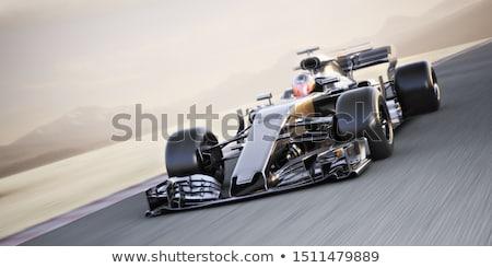 F1 Sports Car Stock photo © derocz