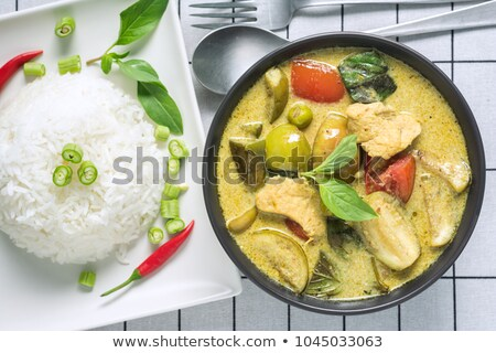 Thai Cuisine Stock photo © chris2k