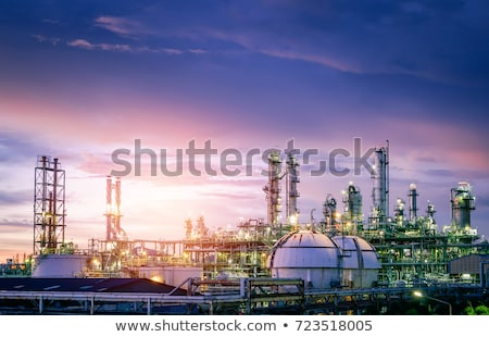 Global indústria do petróleo comunidade grupo diverso multicultural Foto stock © Lightsource