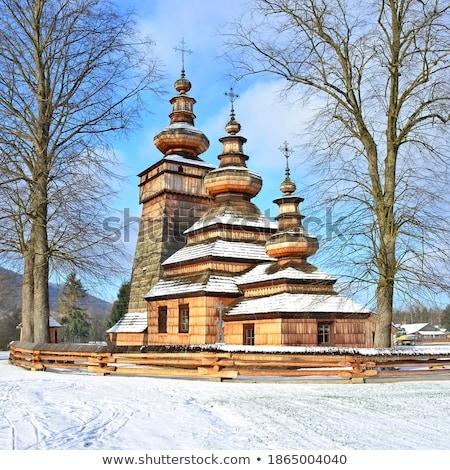 教会 歴史 宗教 ストックフォト © SergeyAndreevich
