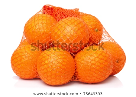 Orange sac blanche alimentaire studio jus Photo stock © imaginative