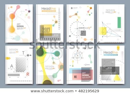 Imagen matemáticas jóvenes centrado estudiante Foto stock © wavebreak_media