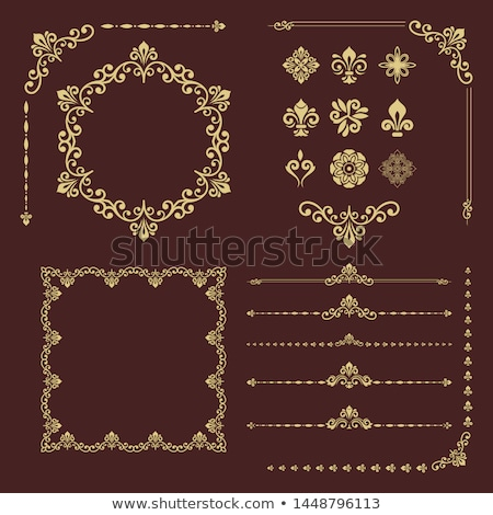 ramo · flores · diagonal · vintage · isolado - foto stock © cosveta